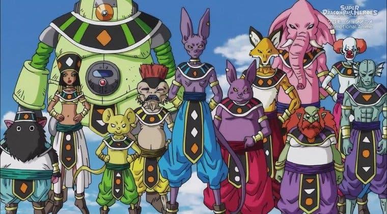 Imagen de Ya hay fecha para el episodio 22 de Dragon Ball Heroes