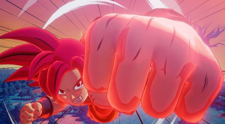 Imagen de Dragon Ball Z: Kakarot presenta el DLC 'El Despertar de un Nuevo Poder'