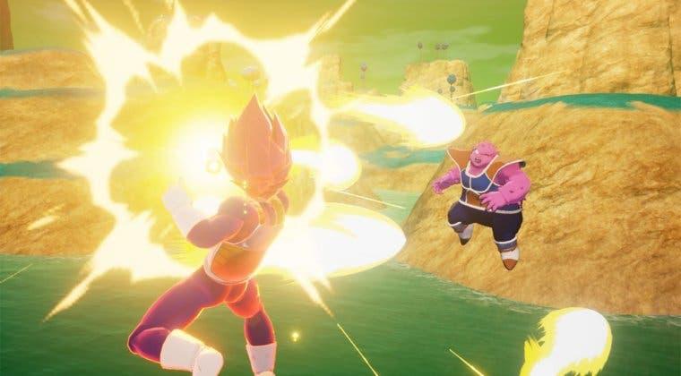Imagen de Dragon Ball Z: Kakarot se actualizará con componentes online