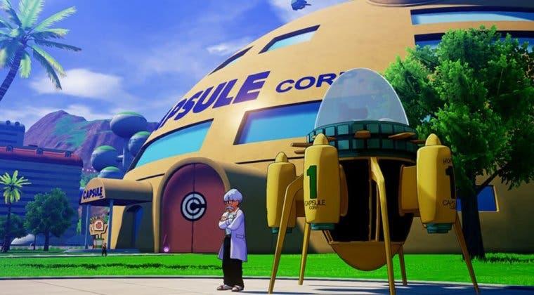 Imagen de Dragon Ball Z: Kakarot recibe hoy la actualización de la máquina del tiempo