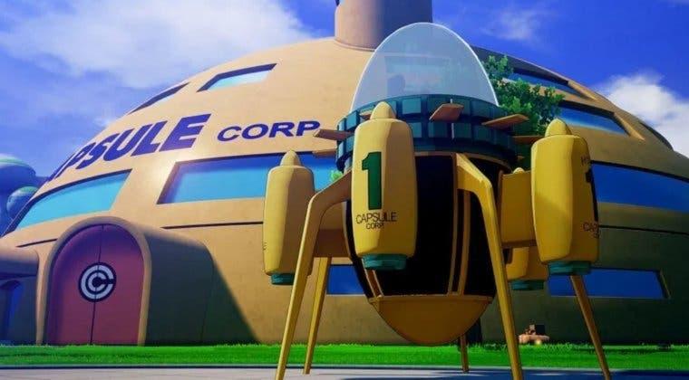 Imagen de Dragon Ball Z: Kakarot: la actualización de la máquina del tiempo llegará pronto