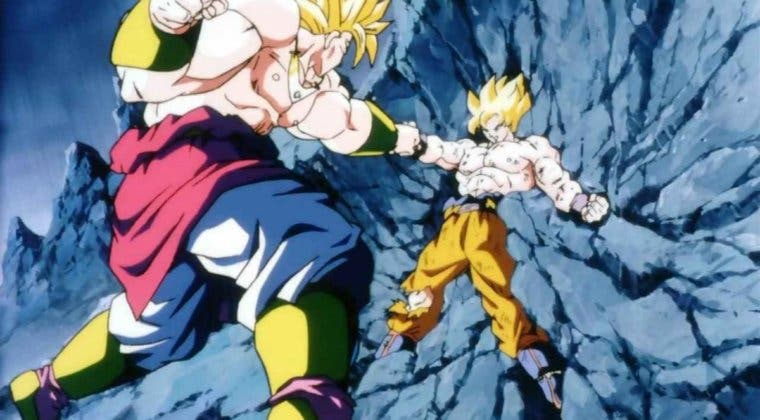 Imagen de Dragon Ball Z: Reimaginan el primer encuentro de Broly y Goku