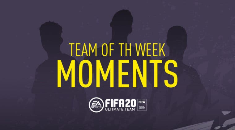 Imagen de EA Sports presenta el TOTW Moments 4 de FIFA 20 Ultimate Team