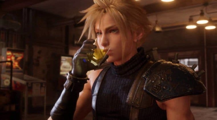 Imagen de Final Fantasy VII Remake: Square Enix no puede controlar cuándo te llegará el juego