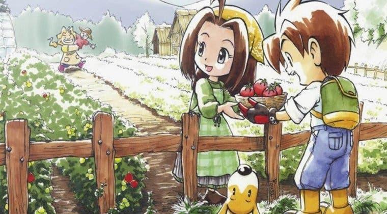 Imagen de Story of Seasons: Friends of Mineral Town debutará en Europa este verano en Nintendo Switch