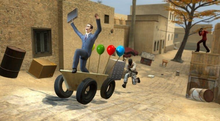 Imagen de Garry's Mod 2 podría ser una realidad; su creador bromea en redes sociales
