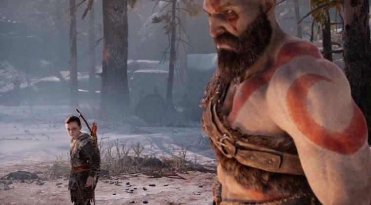 Imagen de Un fan de God of War se hace un impresionante tatuaje de Kratos y Atreus