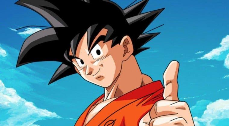 Imagen de Dragon Ball: Convierten a Son Goku en un superhéroe de DC