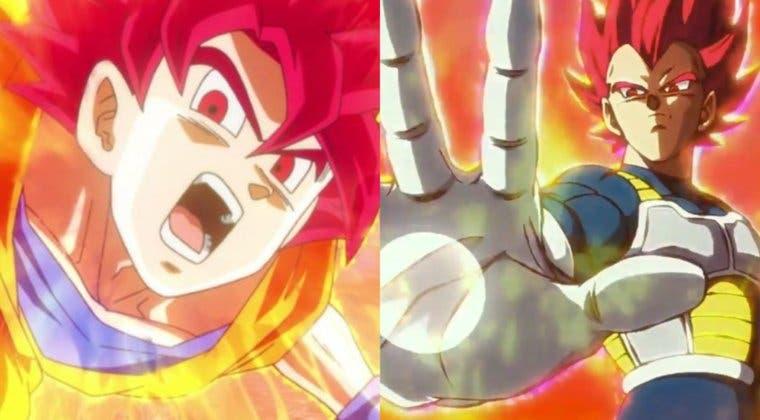 Imagen de Dragon Ball Z: Kakarot confirma a Goku God y Vegeta God como personajes jugables