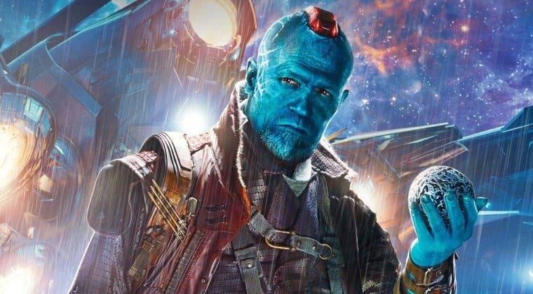 Imagen de Michael Rooker (Yondu) iba a interpretar a otro personaje en Guardianes de la Galaxia