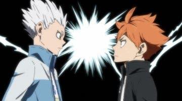 Imagen de Haikyuu!!: To the Top luce una imagen de su segunda parte