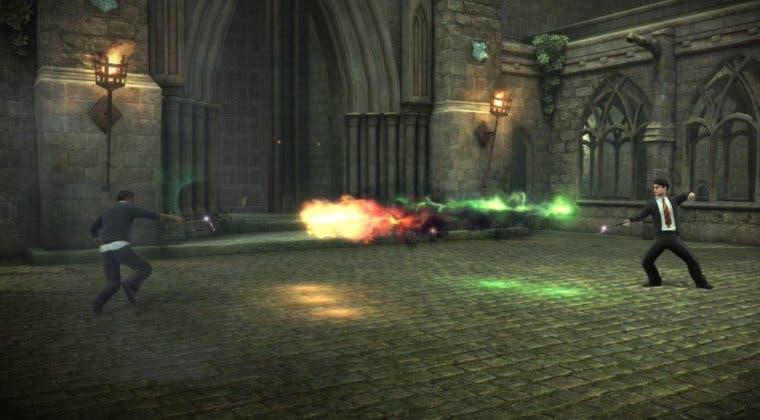 Imagen de El supuesto AAA de Harry Potter contará con multijugador