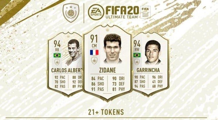 Imagen de FIFA 20 Ultimate Team: Ya disponibles los Icon Swaps 3
