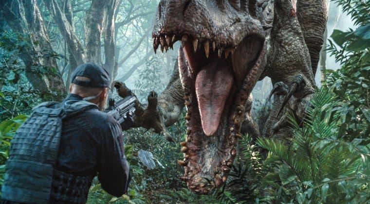 Imagen de Jurassic World: Dominion - Revelado el set de rodaje abandonado