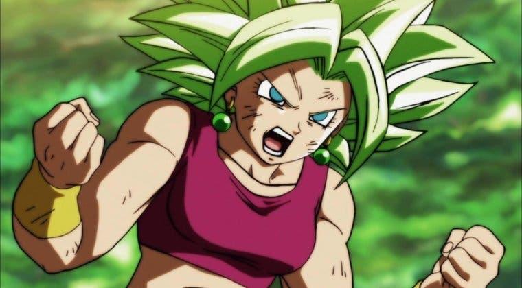 Imagen de Dragon Ball Super: Kefla se vuelve Super Saiyan Blue gracias a un asombroso 'fan-art'