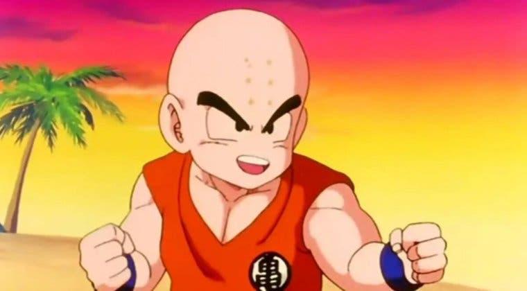Imagen de Las 11 transformaciones de Krilin en Dragon Ball