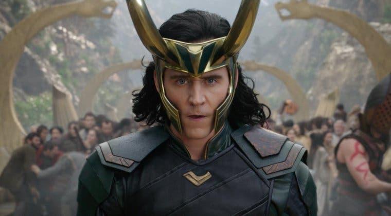 Imagen de Loki estrena look en estas imágenes del rodaje de la serie de Disney Plus