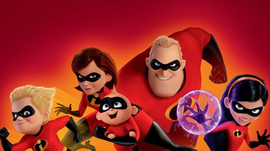 Los increíbles películas de superhéroes