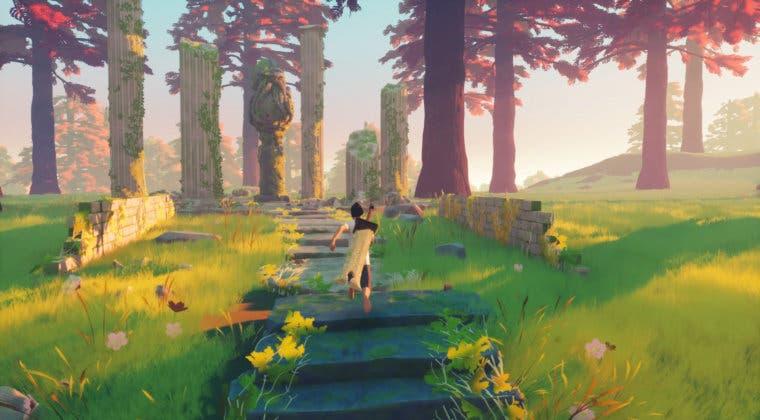 Imagen de Así es Lucen, una nueva aventura de mundo abierto que llegará a PC en 2021