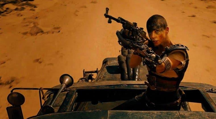 Imagen de Mad Max: Furia en la carretera es uno de los mayores hitos de la acción