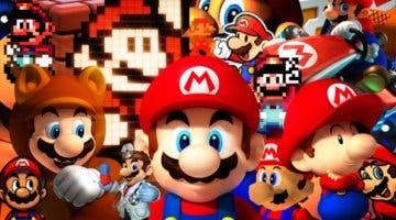 Imagen de Estos son los 10 juegos de Super Mario que queremos ver remasterizados en Nintendo Switch