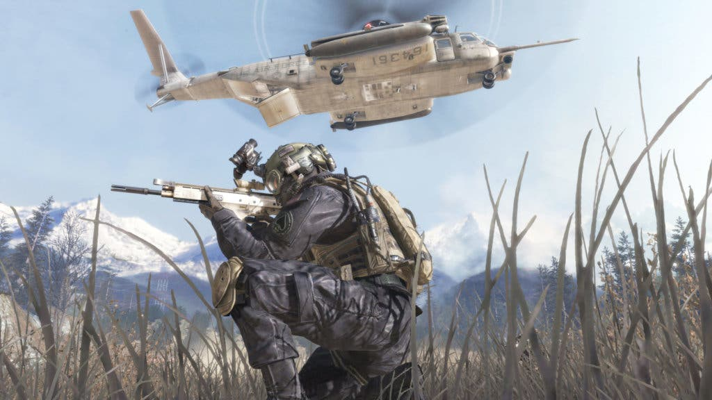 modern warfare 2 remaster