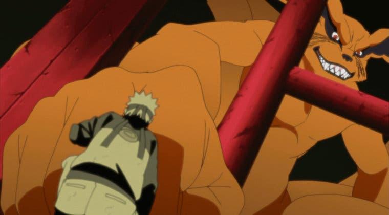 Imagen de Las 12 transformaciones de Naruto Uzumaki