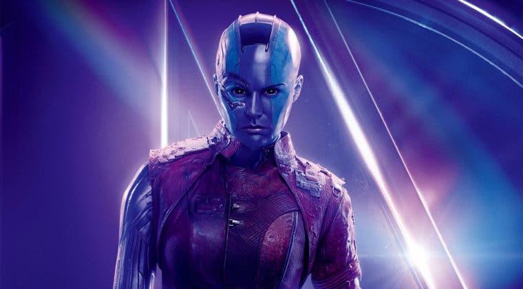 Imagen de Vengadores Endgame: Karen Gillan cree que la historia de Nebula acaba de empezar