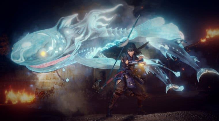Imagen de Así de alucinante se ve Nioh 2: Complete Edition en PS5 a 4K y 60 FPS