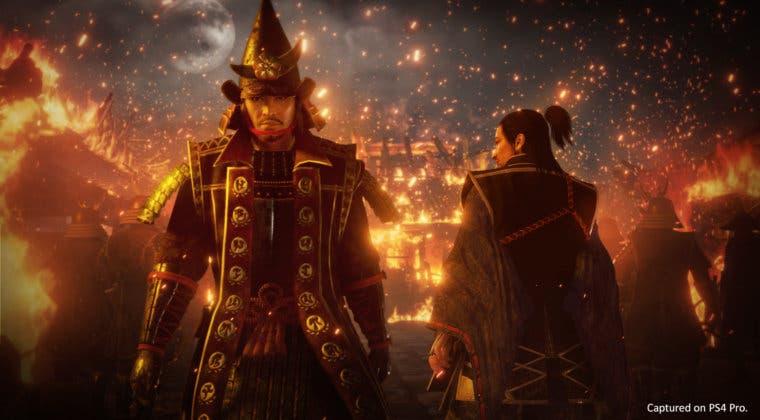 Imagen de Team Ninja ya piensa en los detalles iniciales del primer DLC para Nioh 2