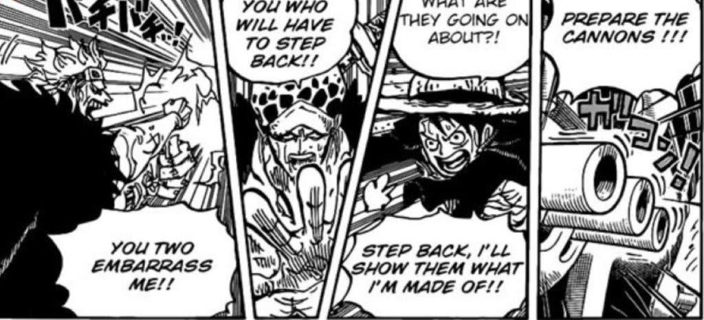Imagen de One Piece: crítica y resumen del capítulo 975 del manga