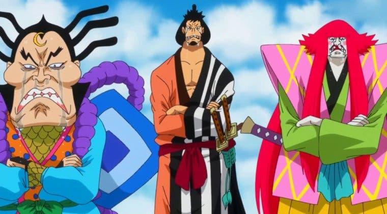 Imagen de One Piece muestra a su propia versión de Robin Hood en Wano