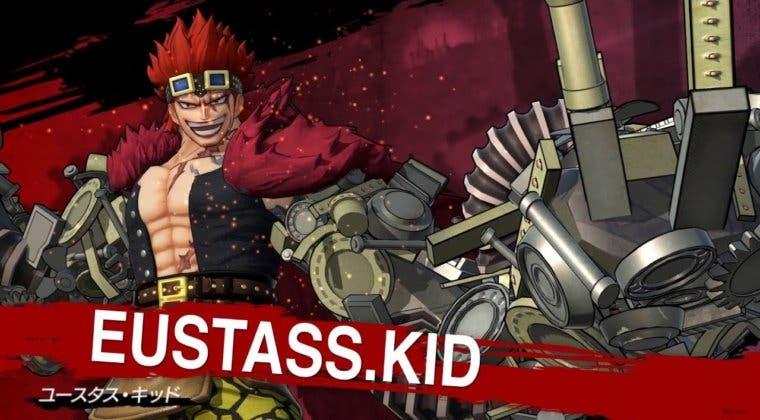 Imagen de Eustass Kid, Shanks y Barbanegra protagonizan los nuevos tráilers de One Piece: Pirate Warriors 4