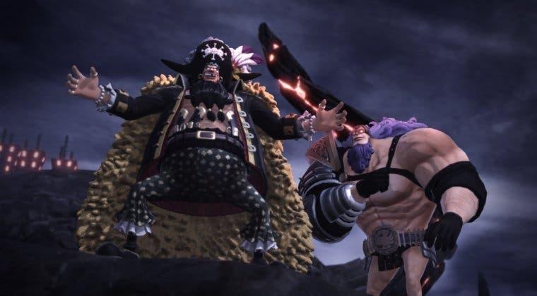 Imagen de One Piece: Pirate Warriors 4 luce un teaser centrado en los Yonkou