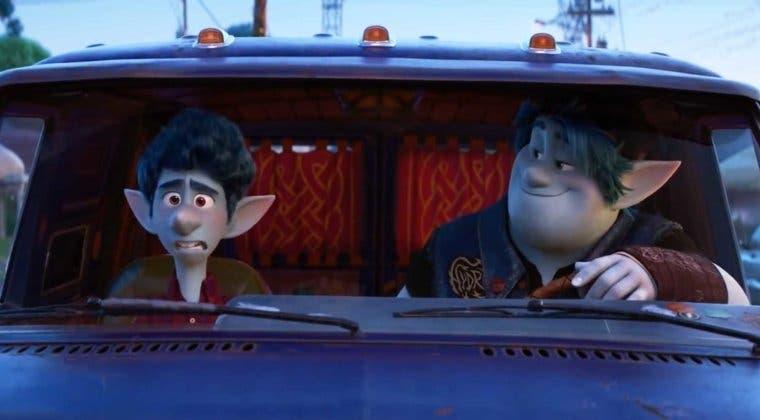 Imagen de Onward se convierte en el segundo peor estreno de Pixar en España
