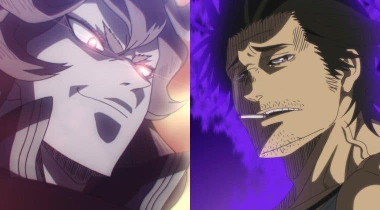 Imagen de Black Clover: Los 8 personajes más poderosos del anime