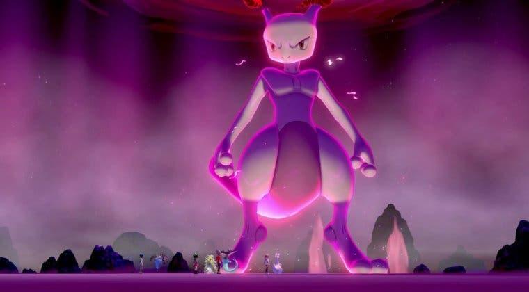 Imagen de Pokémon Espada y Escudo: La 'raid' de Mewtwo enfada a los jugadores