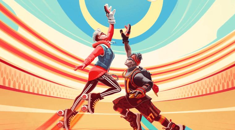 Imagen de Roller Champions, un título sobre skating, sería el nuevo juego de Ubisoft