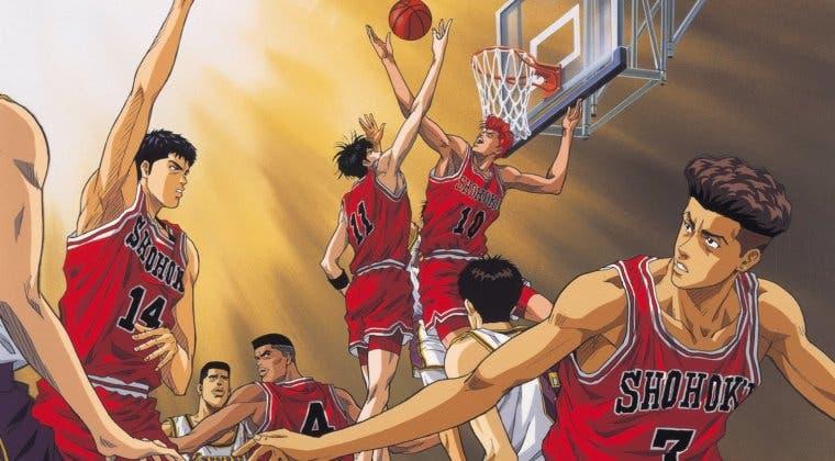 Imagen de Un canal de televisión emite Slam Dunk para sustituir los deportes