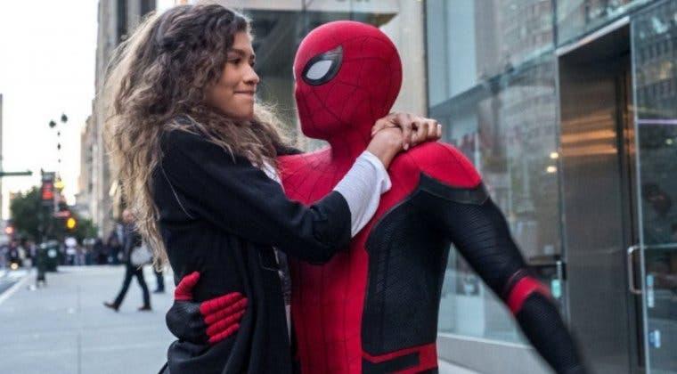 """Imagen de Tom Holland asegura que Spider-Man 3 es """"una locura total"""""""