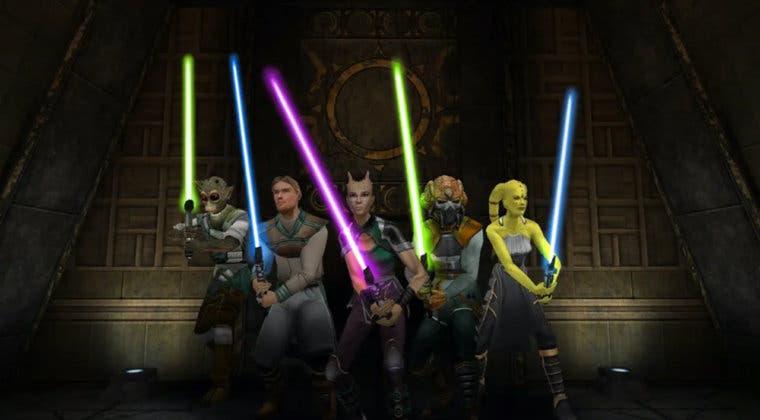 Imagen de Star Wars Jedi Knight: Jedi Academy tiene cross-play por error