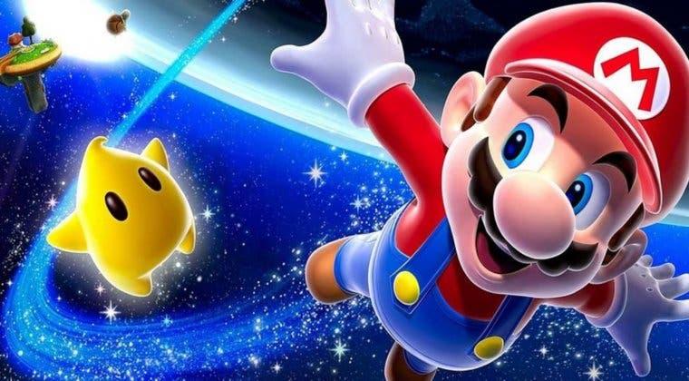 Imagen de Super Mario Galaxy, 64 y Sunshine llegarán remasterizados a Switch este año, según fuentes