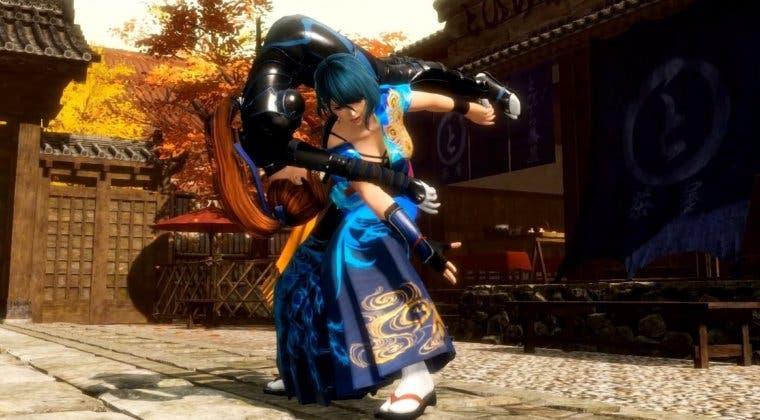 Imagen de Dead or Alive 6 presenta oficialmente a su nueva luchadora de estilo Aikido: Tamaki