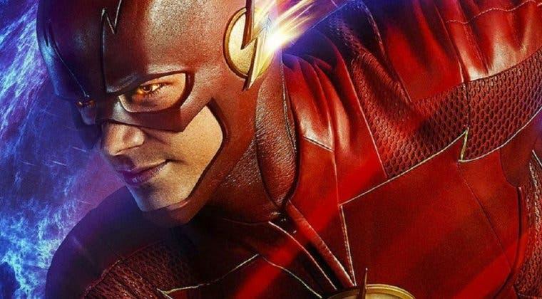 Imagen de The Flash, la serie de The CW, también se ve afectada por el coronavirus