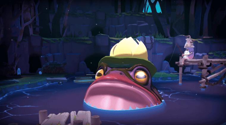 Imagen de The Last Campfire, de los creadores de No Man's Sky, luce gameplay y fecha su lanzamiento