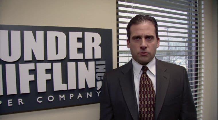 Imagen de The Office: Steve Carell y John Krasinski protagonizan una divertida videollamada