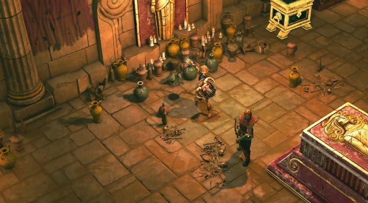 Imagen de THQ lanza en PS4 y Xbox One la nueva expansión de Titan Quest: Atlantis