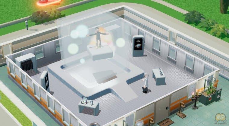 Imagen de Two Point Hospital presenta Off the Grid, su nuevo DLC