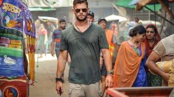 Imagen de Así es Extraction, la nueva película de Netflix con Chris Hemsworth