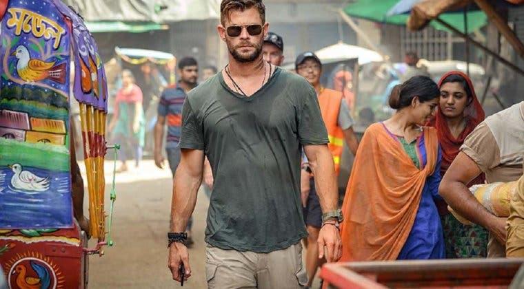 Imagen de Tyler Rake 2 ya está en camino con Chris Hemsworth de vuelta